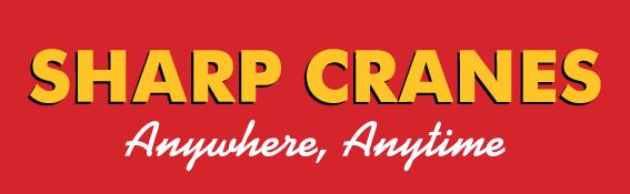 Sharp Cranes